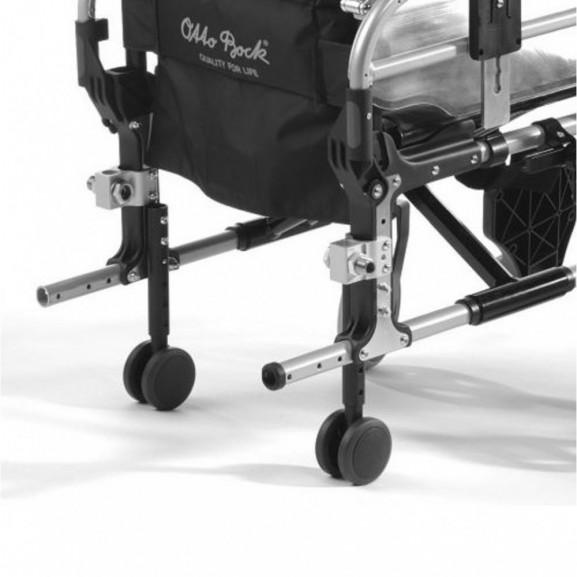 Кресло-коляска инвалидная Otto Bock Старт xxl - фото №2