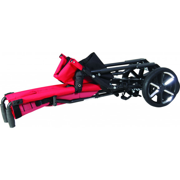 Детская инвалидная коляска ДЦП Patron Corzo Xcountry CRX - фото №5