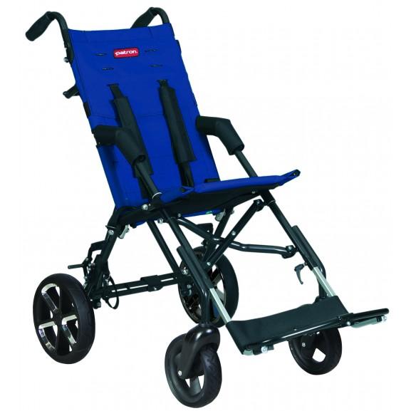 Детская инвалидная коляска ДЦП Patron Corzo Xcountry CRX - фото №4