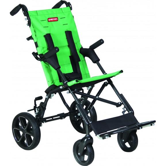 Детская инвалидная коляска ДЦП Patron Corzo Xcountry CRX - фото №10