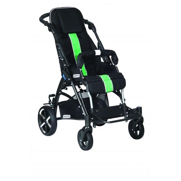 Детская инвалидная коляска ДЦП Patron Jacko Clipper J5c - фото №3