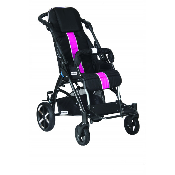 Детская инвалидная коляска ДЦП Patron Jacko Clipper J5c - фото №1