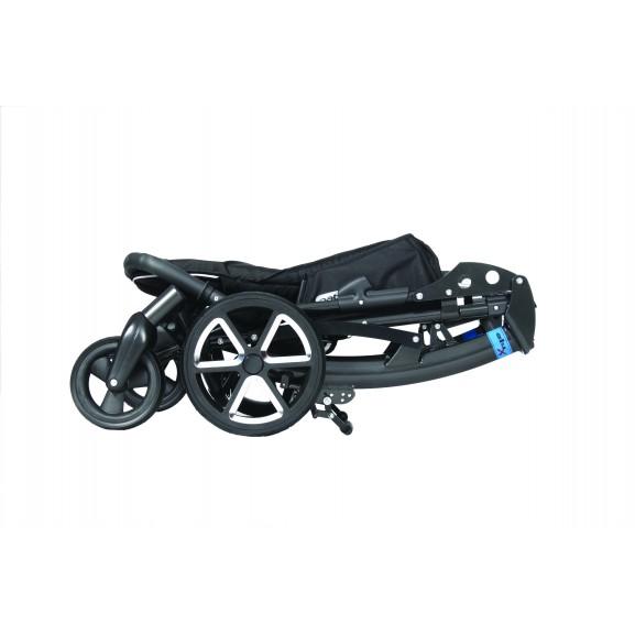 Детская инвалидная коляска ДЦП Patron Jacko Clipper J5c - фото №6