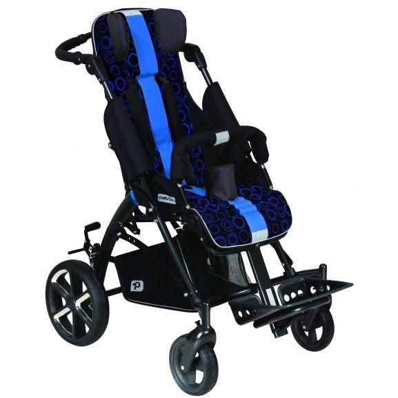 Детская инвалидная коляска ДЦП Patron Jacko Streeter-Se J5S - фото №2