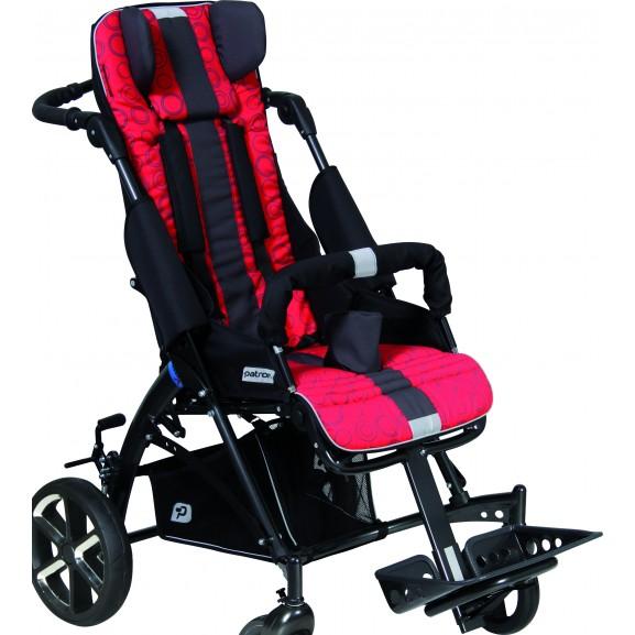 Детская инвалидная коляска ДЦП Patron Jacko Streeter-Se J5S - фото №4