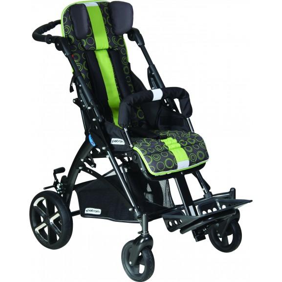 Детская инвалидная коляска ДЦП Patron Jacko Streeter-Se J5S
