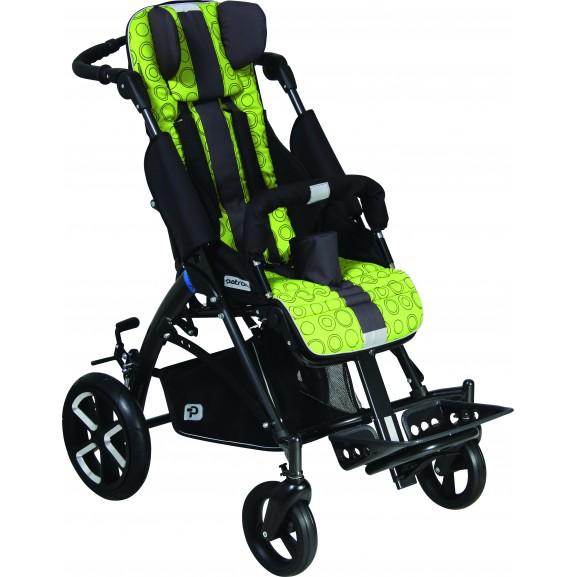 Детская инвалидная коляска ДЦП Patron Jacko Streeter-Se J5S - фото №3