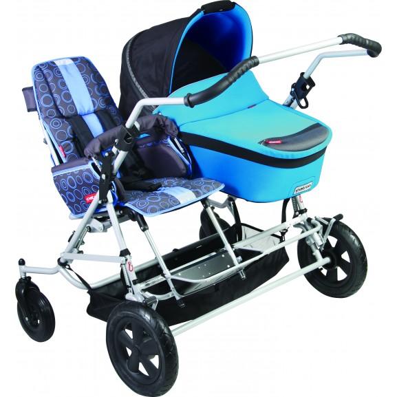 Детская инвалидная коляска ДЦП Patron Tom 4 X-country Classic Duo T4cwyp - фото №1