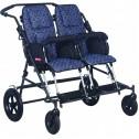 Детская инвалидная коляска ДЦП Patron Tom 4 X-country Classic Duo T4cwyp