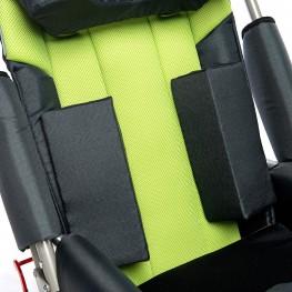 Система подушек обеспечивает безопасность во время поездки