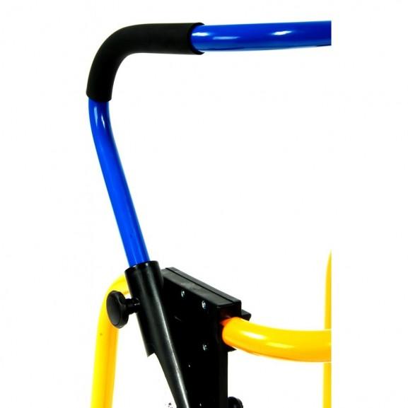 Ходунки складные детские четырехопорные Rebotec Вок-он на колесах (S) 175.20 - фото №2