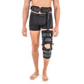 Ортез нижней конечности, для подъема ноги и ее выпрямления Reh4Mat Okd-11