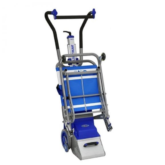 Лестничный колесный подъемник Sano Transportgeraete Gmbh Pt Fold 130 - фото №1