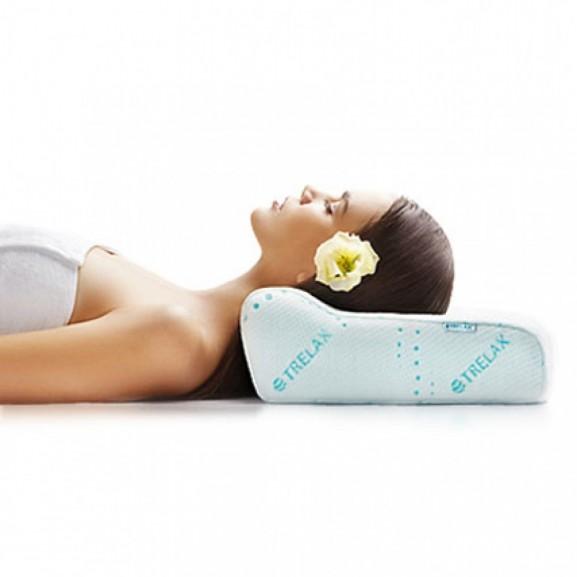Ортопедическая подушка под голову для взрослых Trelax П01 Optima