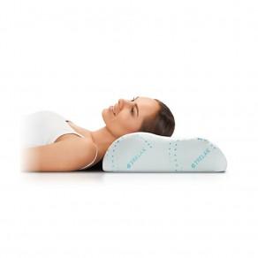 Ортопедическая подушка с эффектом памяти под голову Trelax П05 Respecta