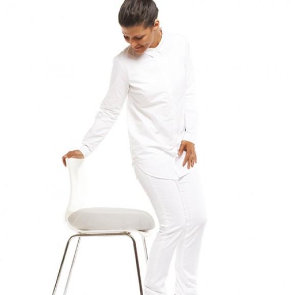 Ортопедическая подушка с отверстием Trelax П06 Medica