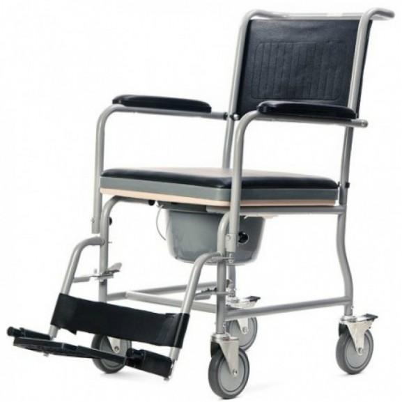 Кресло-коляска туалетное Vitea Care Vcwk2 - фото №6
