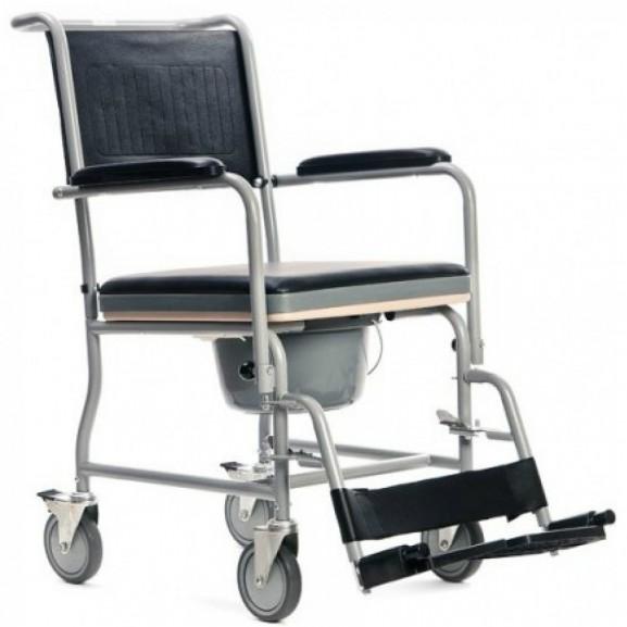 Кресло-коляска туалетное Vitea Care Vcwk2 - фото №3