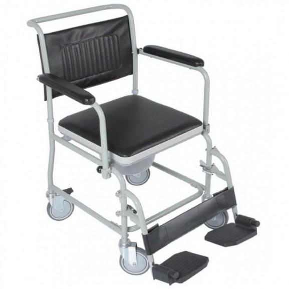 Кресло-коляска туалетное Vitea Care Vcwk2 - фото №4