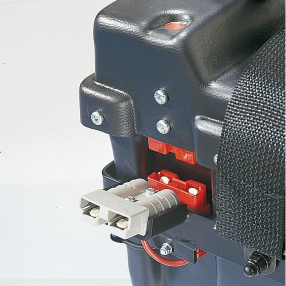 Кресло-коляска с электроприводом складная Meyra 9.500 Clou - фото №6