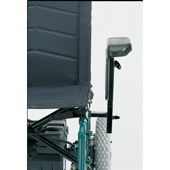 Кресло-коляска с электроприводом складная Meyra 9.500 Clou - фото №8