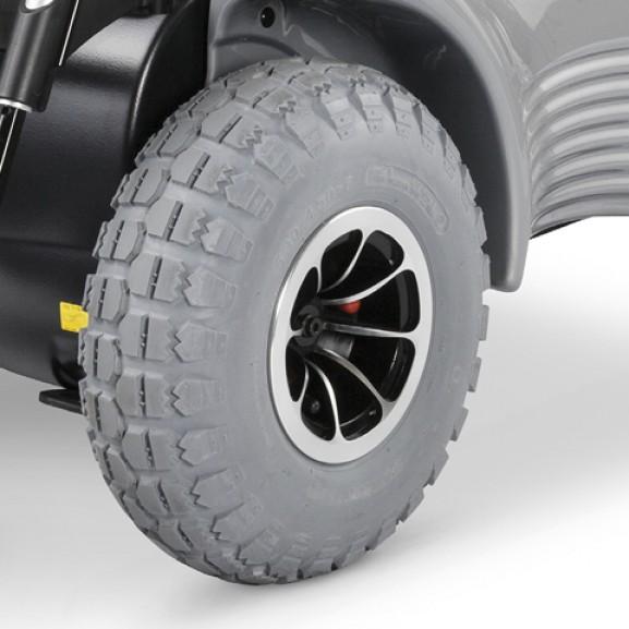 Кресло-коляска с электроприводом Meyra Optimus 2 2.322 - фото №8