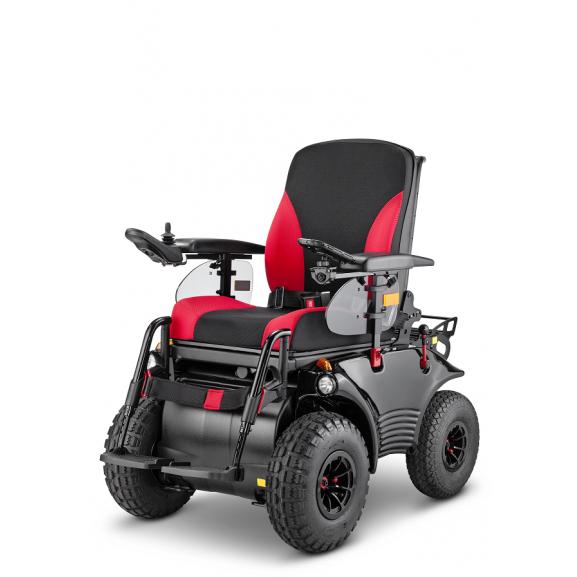 Кресло-коляска с электроприводом Meyra Optimus 2 2.322 - фото №1