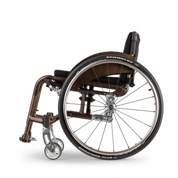 Кресло-коляска механическая активная Meyra 1.360 Zx1 - фото №2