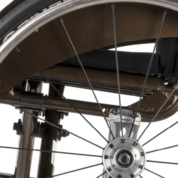 Кресло-коляска механическая активная Meyra 1.360 Zx1 - фото №3