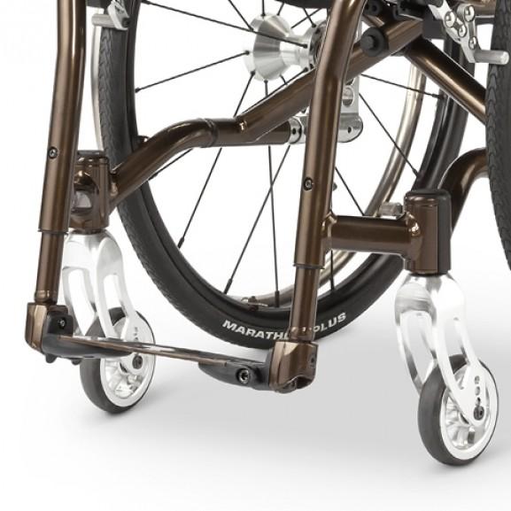 Кресло-коляска механическая активная Meyra 1.360 Zx1 - фото №1
