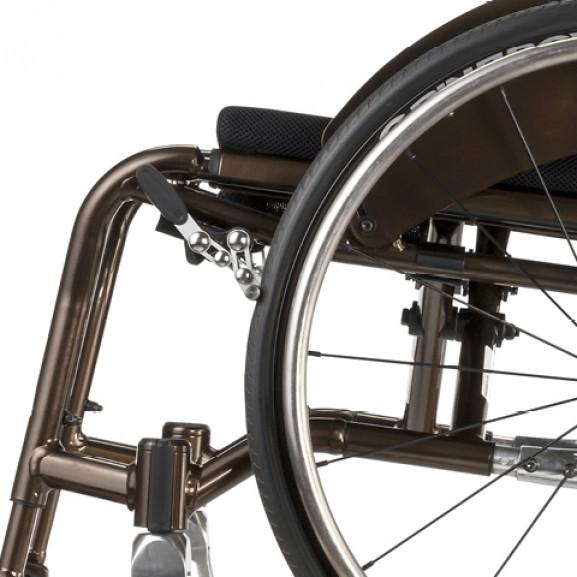 Кресло-коляска механическая активная Meyra 1.360 Zx1 - фото №4