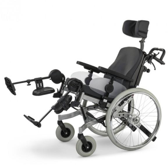 Кресло-коляска многофункциональная механическая Meyra 9.073 Solero - фото №3