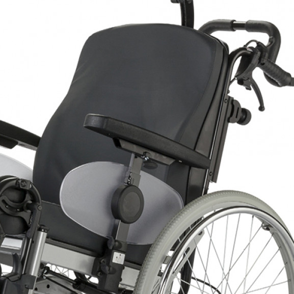 Кресло-коляска многофункциональная механическая Meyra 9.073 Solero - фото №2
