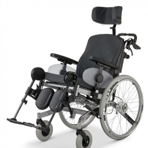 Кресло-коляска многофункциональная механическая Meyra 9.073 Solero