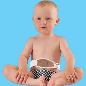 Бандаж грыжевой пупочный для детей Orlett Hp-b (P)