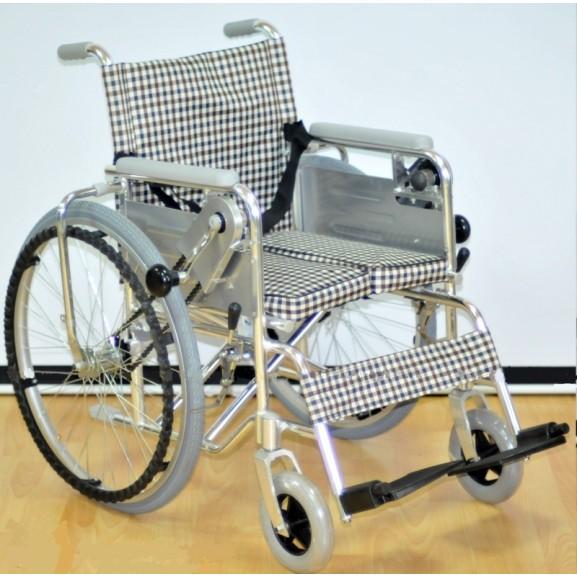 Инвалидная коляска с ручным велоприводом Мега-Оптим Lk 6021
