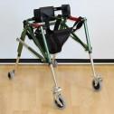 Опоры-ходунки ортопедические регулируемые по высоте на 4-х колесах Мега-Оптим Hmp-Ka 1200