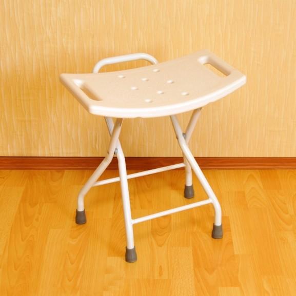 Стул складной для ванной комнаты Мега-Оптим Lk 4012