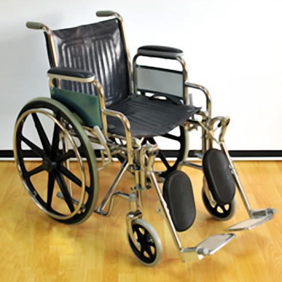 Инвалидная коляска стальная Мега-Оптим Lk 6008-41 Ade
