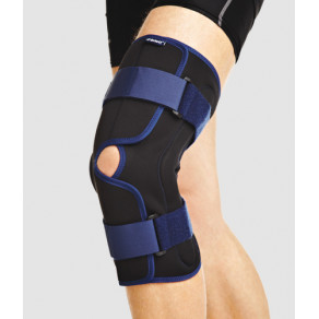 Ортез коленного сустава разъемный Orlett Rkn–203