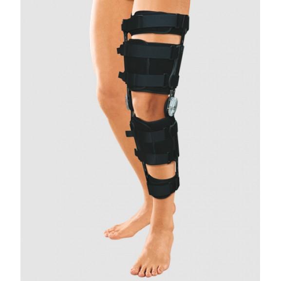 Ортез коленного сустава регулируемый с ребрами жесткости Orlett Hks-303