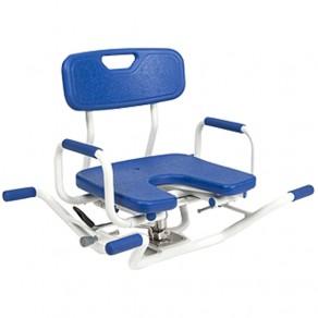 Вращающийся стульчик для ванной с вырезом Vermeiren Paris