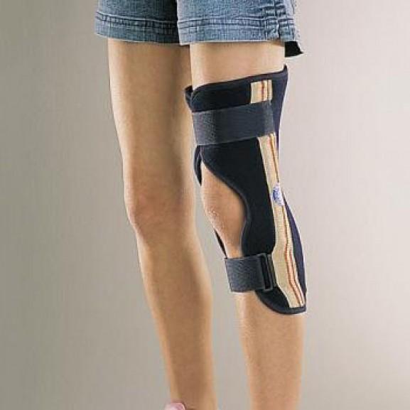 Подростковая шина для фиксации коленного сустава Thuasne Ligaflex® immo 0° junior 2610
