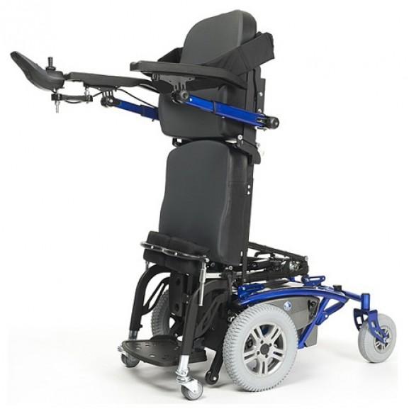 Кресло-коляска электрическая вертикализатор Vermeiren Timix Su - фото №1