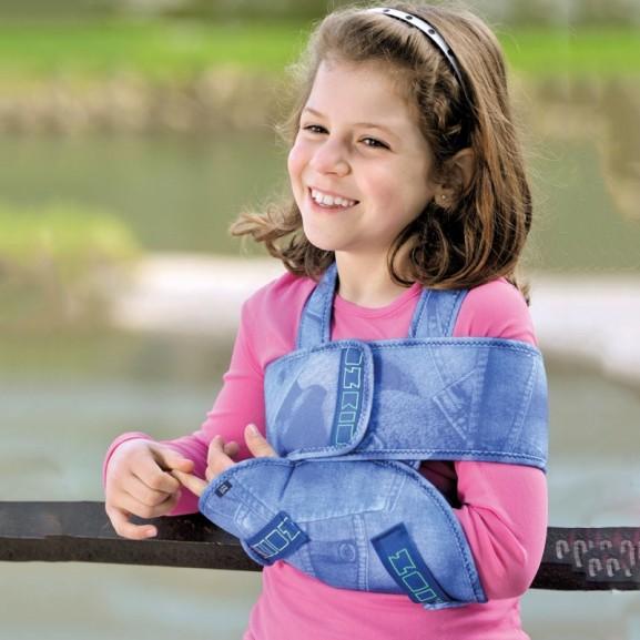 Бандаж для верхней конечности иммобилизирующий с дополнительным поясом medi Shoulder sling 864d