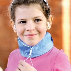 Комфортный шейный воротник medi protect.Collar soft 222d