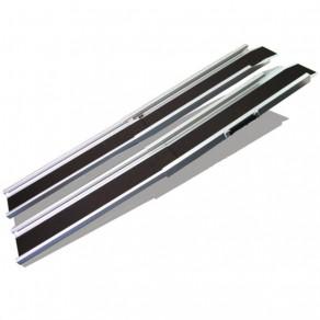 Пандус алюминиевый, телескопический, 3-х секционный Мега-Оптим Cf01-7132 A