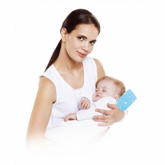 Подушка ортопедическая для кормления грудью Trelax П29 Nanny