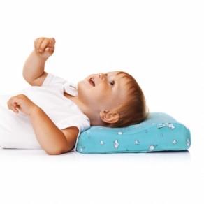 Подушка ортопедическая с эффектом памяти под голову для детей от 1,5 до 3-х лет Trelax П28 Prima
