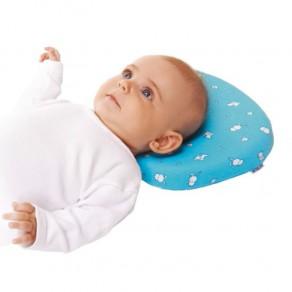 Подушка ортопедическая с эффектом памяти под голову для детей от 1 до 18 месяцев Trelax П27 Mimi